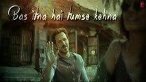 Main Rahoon Ya Na Rahoon Full LYRICAL Video _ Emraan Hashmi, Esha Gupta _ Amaal Mallik, Armaan Malik