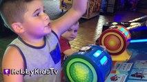 Arcade Day! Prizes + Tickets Game Fun with HobbyPig HobbyFrog by HobbyKidsTV
