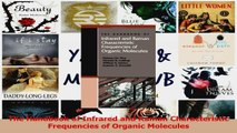 PDF Download  The Handbook of Infrared and Raman Characteristic Frequencies of Organic Molecules PDF Full Ebook