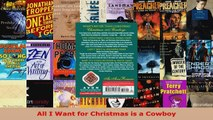 Download  All I Want for Christmas is a Cowboy PDF Online