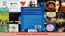 Read  From DNA to Diversity Molecular Genetics and the Evolution of Animal Design Ebook Free