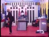 """Marine Le Pen menace d""""expulser tous les sénégalais une fois au présidence version kouthia"""