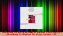 BEST SALE   Facilitating the Moral Growth of College Students New Directions for Student Services