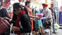 This Elderly man selling toys was left in tears - Why? Watch Video!