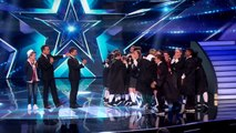 Watch the nail-biting result of the first semi-final | Semi-Final 1 | Britains Got Talent 2015