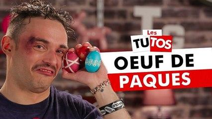 TUTO OEUF DE PAQUES