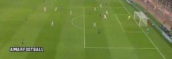 Oliver Giroud Goal - OLYMPIAKOS PIRAEUS vs Arsenal 0 1 UEFA 2015  Oliver Giroud AMAZING HEADER Goal