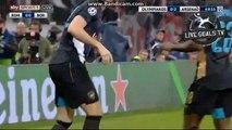 Olivier Giroud Great Goal - Olympiakos 0-2 Arsenal - Champions League - 09.12.2015