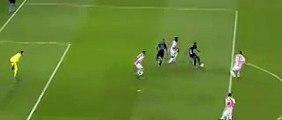 Olivier Giroud Goal - Olympiakos Piraeus 0 - 2 Arsenal - 09_12_2015