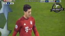 Robert Lewandowski Amazing Goal - Dinamo Zagreb 0-1 Bayern - Champions League - 09.12.2015