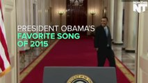 """Kendrick Lamar's """"How Much A Dollar Cost"""" Is Obama's Favorite Track Of 2015"""