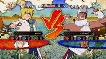 +5000 fights Vs +5000 fights | Naruto shippuden ultimate ninja storm 3