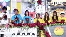 24時間テレビ AKB48 ダウン症児とのダンスに感動!!