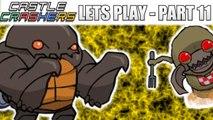 Castle Crashers - Desert Monsters! (Castle Crashers Lets Play Part 11) - By J&S Games!