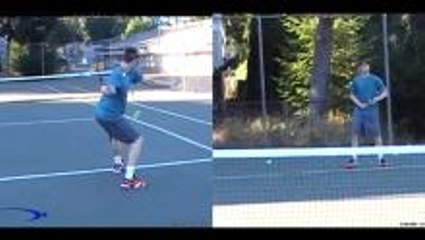 Forehand Lesson - Tips For Speed and Consistency