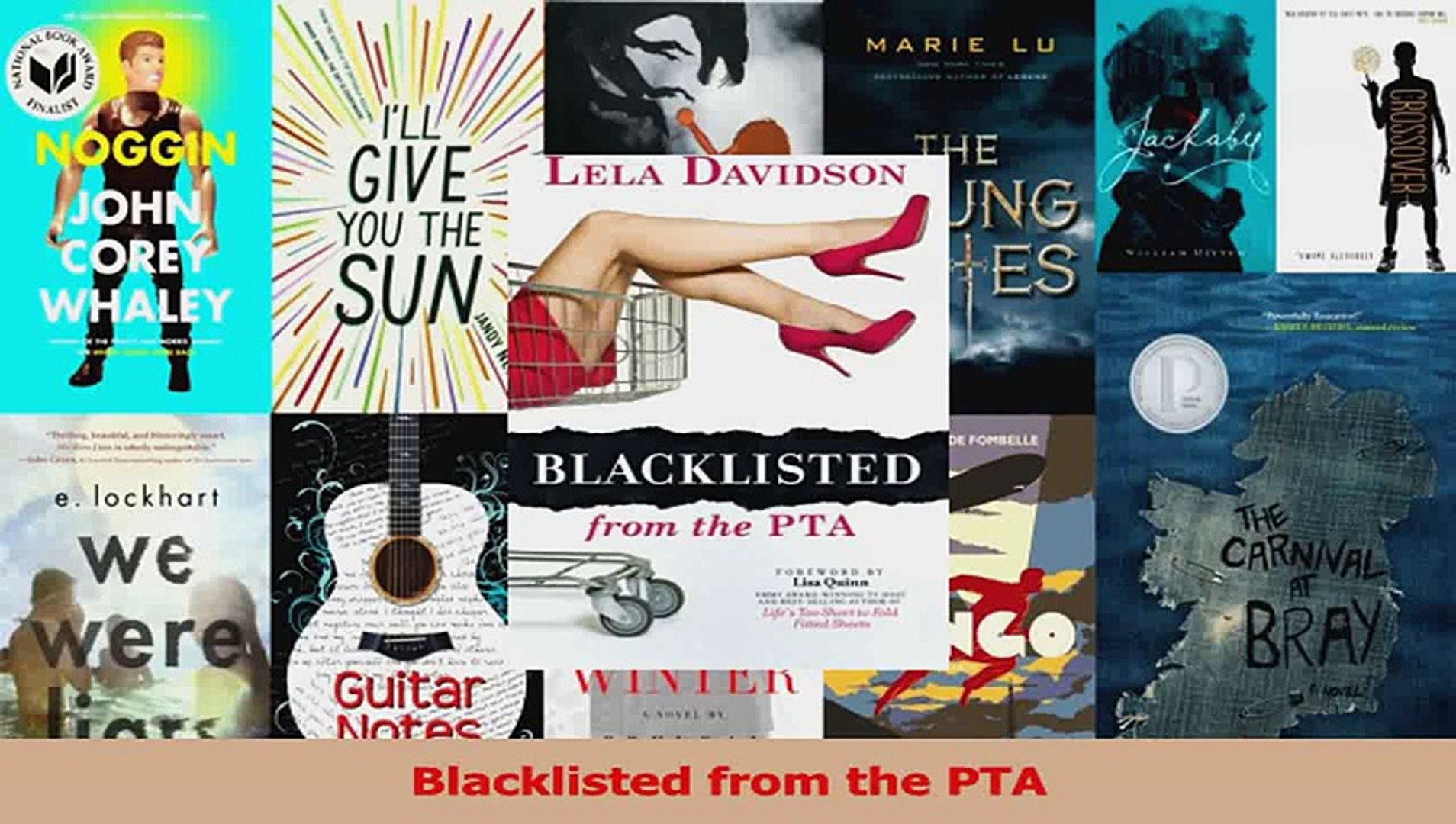 Blacklisted from the PTA Download