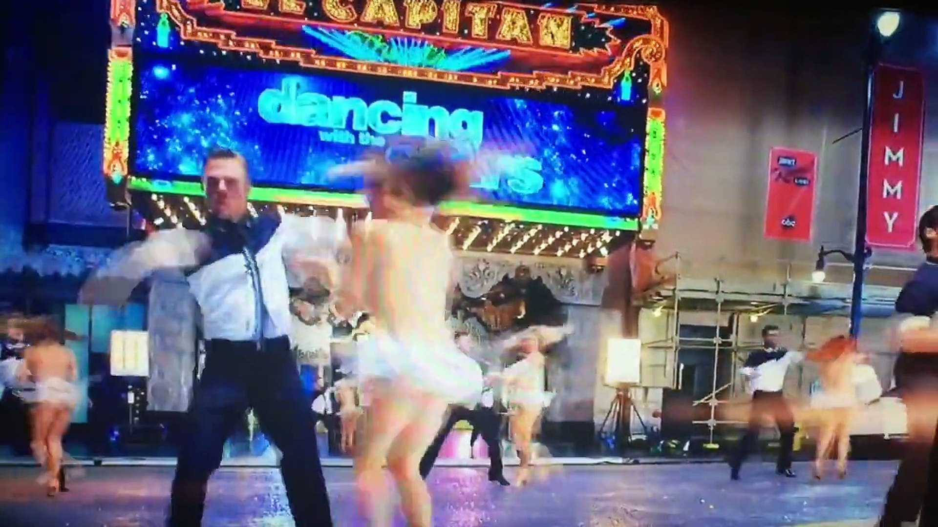 DWTS Season 21 Opening Number ...