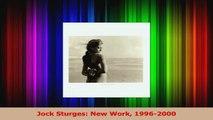 PDF Download  Jock Sturges New Work 19962000 PDF Full Ebook