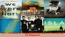 PDF Download  U2  The Best of Propaganda 20 Years of the Official U2 Magazine Read Online