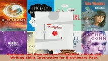 Download  Grammar and Beyond Level 1 Students Book and Writing Skills Interactive for Blackboard Ebook Free