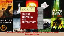 Read  Practice Makes Perfect Spanish Pronouns And Prepositions Ebook Free