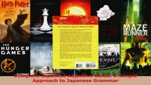 Read  Complete Japanese Adjective Guide A Simple Approach to Japanese Grammar Ebook Free