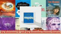 Read  Integration Marketing How Small Businesses Become Big Businesses and Big Businesses EBooks Online