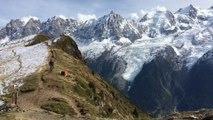 MTB - VTT - Ride In Chamonix and St Sorlin d'Arves, French alps - Santacruz Nomad 3