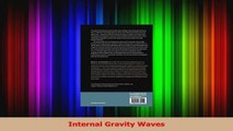 Read  Internal Gravity Waves Ebook Online