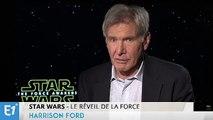 """Star Wars, Le Réveil de la force : """"Han Solo est plus vieux, peut-être un plus sage"""""""