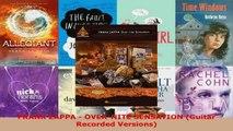 Read  FRANK ZAPPA  OVERNITE SENSATION Guitar Recorded Versions Ebook Free