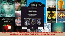 Download  Joe Pass  Virtuoso Standards Songbook Collection Authentic Guitar TAB Virtuoso Series PDF Free