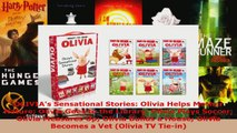 Read  OLIVIAs Sensational Stories Olivia Helps Mother Nature Olivia Goes to the Library Olivia PDF Online