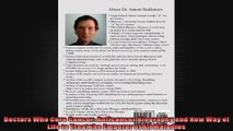 Doctors Who Cure Cancer Anticancer Biography and New Way of Life to Treat the Emperor of
