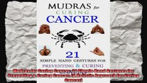 Mudras for Curing Cancer 21 Simple Hand Gestures for Preventing  Curing Cancer A