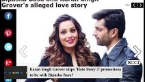 Karan Singh Grover skips 'Hate Story 3' promotions to be with Bipasha Basu