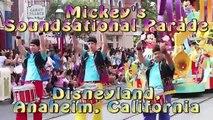 Mickeys Soundsational Parade, Disneyland Anaheim, CA