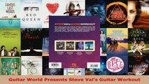 Read  Guitar World Presents Steve Vais Guitar Workout EBooks Online