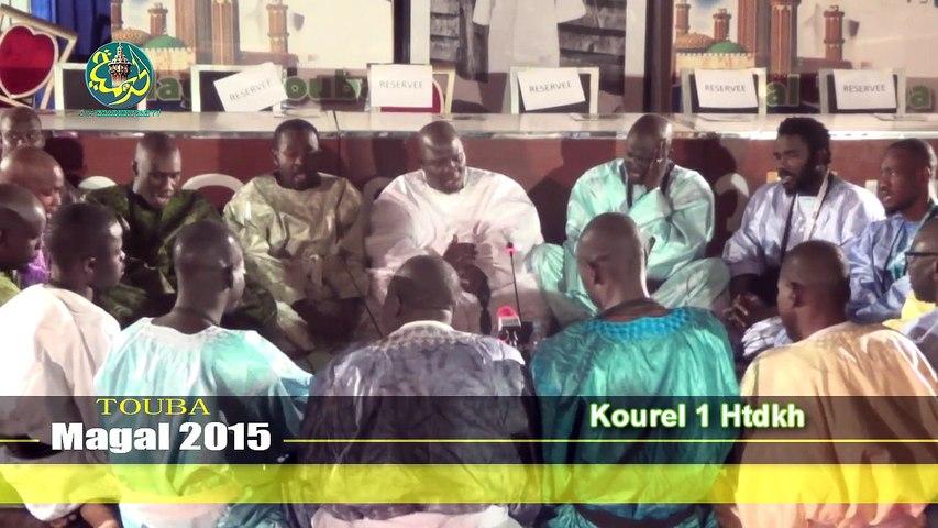 Magal Touba 2015: Mawahibou bi Kurel 1 HTDKH Diangé Keur S. Touba