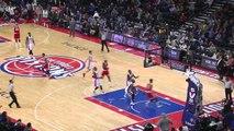 Matt Barnes Half-Court Game Winner _ Grizzlies vs Pistons _ 12.9.2015