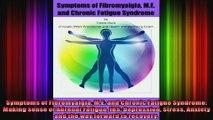 Symptoms of Fibromyalgia ME and Chronic Fatigue Syndrome Making sense of Adrenal