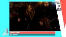 Madonna chante place de la République à Paris pour rendre hommage aux victimes des attentats du 13 novembre