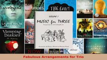 Download  Music for Three Vol 1 Baroque Classical  Romantic Favorites  Part 1 Flute or Oboe or PDF Free