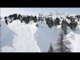 Sport d'hiver ski et Glisse à la montagne : Allez trouver la neige à la montagne : Prêt à glisser sur les pentes ?
