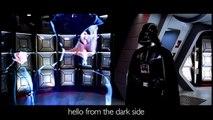 Adele - Hello (from the dark side) - Parodie en mode Star Wars