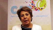 Soutien de Corinne Lepage à Marie-Guite Dufay pour les Régionales 2015