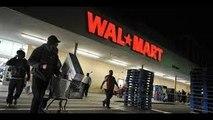 People Riot Over Black Friday Sales At Wal-Mart In El Paso, Texas 2015