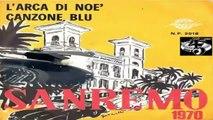 L'Arca Di Noè/Canzone Blu - Guidone 1970 (Facciate:2)