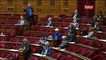 Le Sénat rejette le droit à la cantine pour tous: extrait de séance
