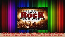 Download 1000 Songs that Rock Your World From Rock Classics